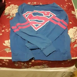 Supergirl Sweatshirt